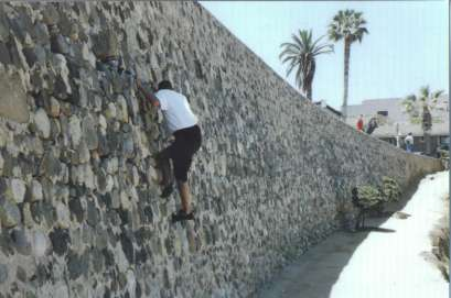 People's Wall, La Jolla CA