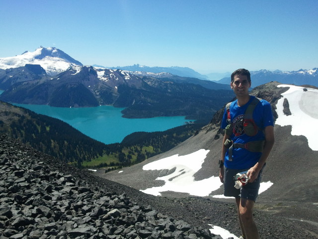 Black tusk trail running and climbing canada cliffs and meadows view of garibaldi lake sciox Gallery